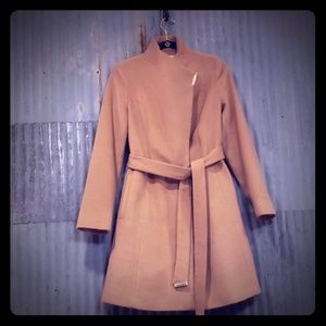 Michael Kors Camel wool coat 🐪🏅